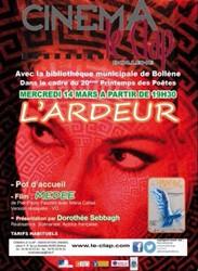 L'ARDEUR, 20ème Printemps des Poètes | Le Clap
