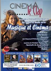 Soirée musiques de films | Le Clap