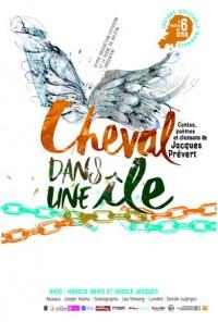 Un Cheval dans une Île | Le Calepin