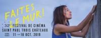 - Ciné Villages  du 32e édition Festival du Film de Saint Paul Trois Châteaux