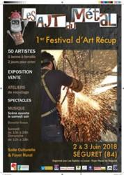 1er Festival de l'Art Récup - Les AJT du Métal